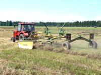 Агропромышленный комплекс  Унинского района