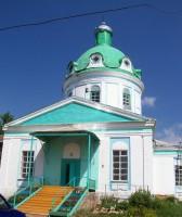 Троицкая церковь в с.Елгань