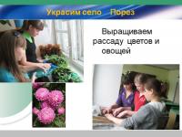 Экологическая работа в образовательных учреждениях Унинского района 2011-2012