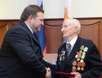 Н.Ю. Белых вручил государственные награды РФ и почетные знаки Кировской области