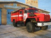 Об обстановке с пожарами