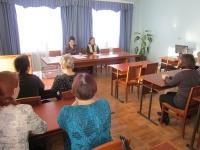 Состоялись организационные заседания в участковых избирательных комиссиях