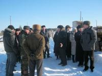 4 марта состоялось совещание с главами и  заместителями глав поселений района.