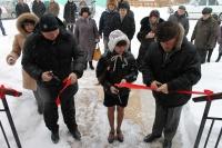 Новая школа искусств в поселке Уни (Репортаж ГТРК ВЯТКА)
