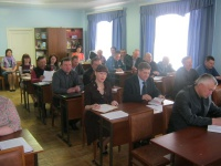 В понедельник состоялось расширенное оперативное совещание при главе района с участием глав поселений
