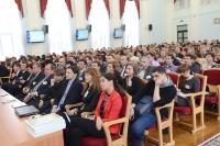 Делегация Унинского района приняла участие в конференции,  посвященной реализации проекта  по поддержке местных инициатив