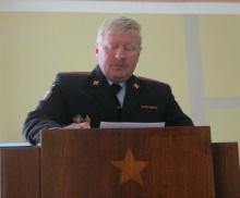 Основные результаты оперативно-служебной деятельности  и оперативной обстановки  ПП «Унинский» МО МВД России «Куменский»  за 12 месяцев 2013 года