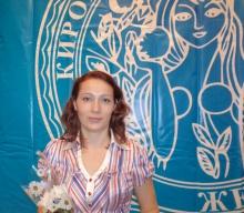 Ольга Лекомцева – победительница областного конкурса «Женщина года  - 2013»