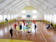 15 марта состоялись межрайонные соревнования  по волейболу