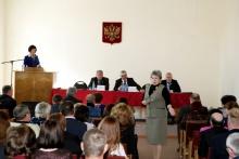 Делегация Унинского района приняла участие в Дне депутата Законодательного Собрания