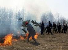 Обращение к населению главного государственного инспектора Кировской области по пожарному надзору В.В.  Островского
