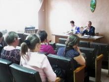 В Унях прошел семинар секретарей первичек