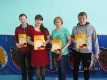 Золото, серебро и бронзу увезли унинские спортсмены  из Красногорского