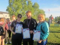 Унинцы приняли участие  в Больших сельских спортивных играх