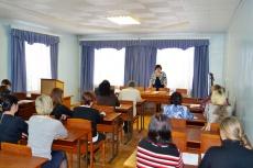 Глава района А.Н. Пантелеев принял участие в профсоюзной отчетно - выборной конференции работников госучреждений