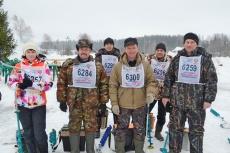Соревнования по зимней рыбалке памяти П.М. Полянцева