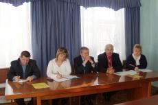 В Унинском районе работала общественная приемная Центрального образовательного округа