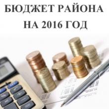 Бюджет Унинского района на 2016 год  принят единогласно