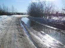 Внимание! С 6 апреля ограничивается движение механических  транспортных средств по дорогам общего пользования местного значения Унинского района