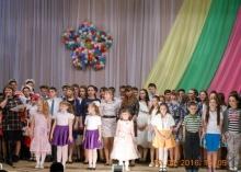 Районный фестиваль-конкурс детского творчества «Радуга талантов»