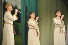 Областной конкурс исполнителей народной песни «Певчий край»