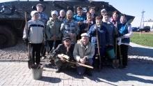 Унинские ветераны присоединились к всероссийской акции «Сады Победы»