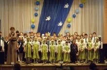 Отчетный концерт детской школы искусств