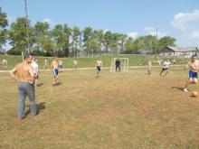 Межрайонные соревнования по мини-футболу
