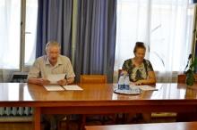 Состоялось очередное заседание районного штаба по выборам