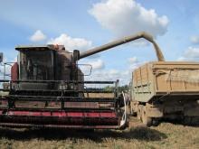 О ходе полевых работ в сельхозпредприятиях Унинского района на 15 августа 2016