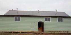 В Унинском районе построен многоквартирный дом  для детей-сирот
