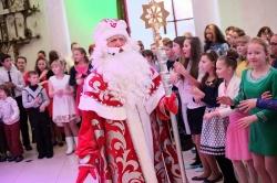 8 января в Кировском театре кукол имени А.Н. Афанасьева состоялась Новогодняя ёлка Губернатора Кировской области для одарённых детей