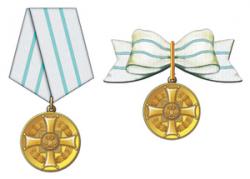 О награждении медалью ордена «Родительская слава»