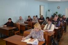 Глава района А.В.Шаклеин провел рабочее совещание с главами и специалистами поселений
