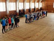 Соревнования по мини-футболу среди молодежи