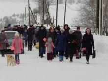 23 февраля 2017 года в Астраханском сельском поселении   прошли торжественные мероприятия, посвященные   Дню защитника Отечества.