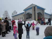 Проводы зимы: инициатива молодежи воплотилась в праздник