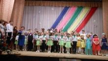 9 апреля в Унинском Центре культуры и досуга прошёл ежегодный конкурс-фестиваль детского творчества «Радуга талантов».