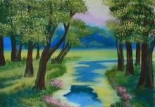 Ежегодный конкурс детского рисунка «Лес – наша жизнь».