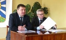 Унинский район с рабочим визитом посетил член Совета Федерации Олег Казаковцев