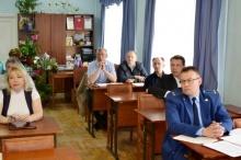 На  заседании районной Думы  депутаты внесли поправки в бюджет района