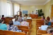 Представители министерства сельского хозяйства – в Унинском районе