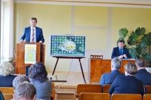 Встреча с руководителями Федерации профсоюзных организаций Кировской области