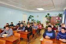Состоялось очередное совещание  с главами поселений Унинского района