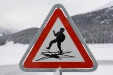 О мерах по предупреждению несчастных случаев  на водоёмах в осенне-зимний период