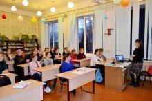 В рамках профориентационной работы состоялась встреча с представителем Кировского медицинского университета