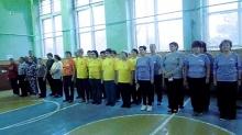 Спортивная встреча ветеранов на сардыкской земле