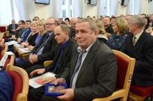 Главы муниципальных образований Унинского района  приняли участие в ежегодном собрании ассоциации «Совет муниципальных образований Кировской области»