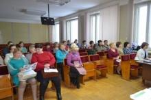 Женские советы района поделились опытом своей работы