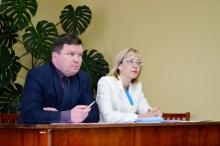 Глава района провел совет глав поселений  Унинского района